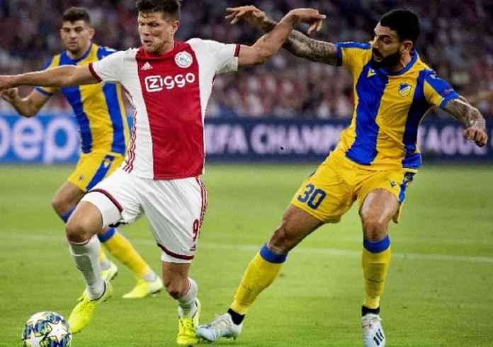 Prediksi Lille vs Ajax, Liga Champions 28 November 2019