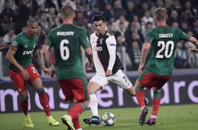 Prediksi Lokomotiv Moscow vs Juventus, Liga Champions 7 November 2019