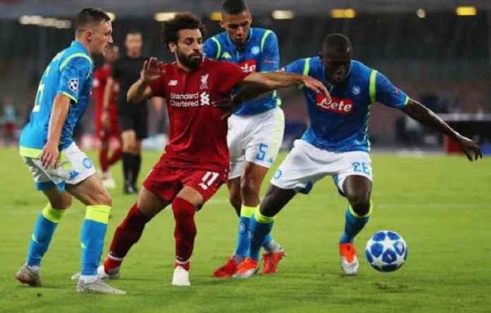 Prediksi Liverpool vs Napoli, Liga Champions 28 November 2019
