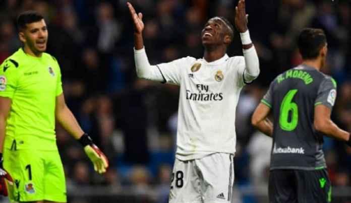 Prediksi Real Madrid vs Real Sociedad, Liga Spanyol 24 November 2019