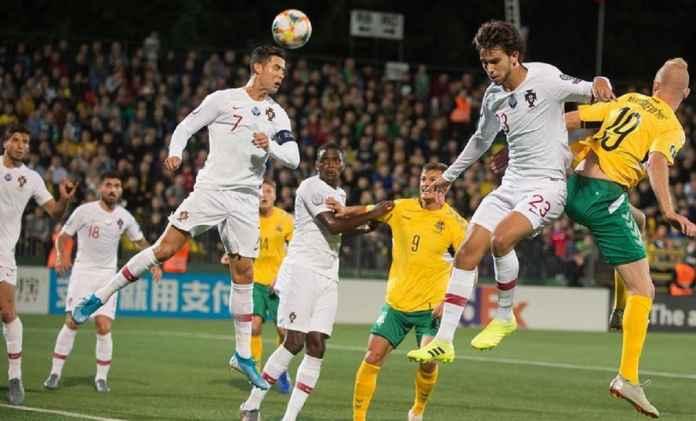 Prediksi Portugal vs Lithuania, Kualifikasi Piala Eropa 2020