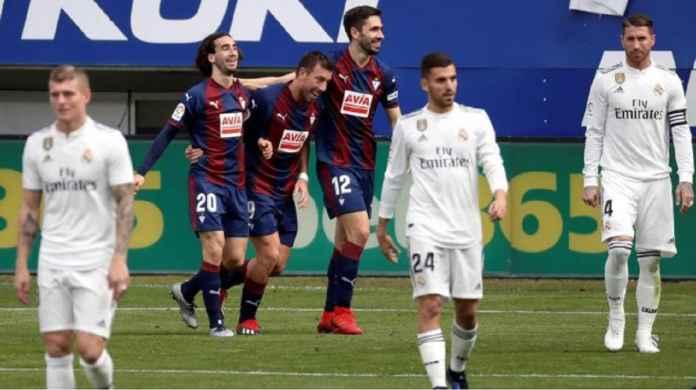 Prediksi Eibar vs Real Madrid, Liga Spanyol 10 November 2019