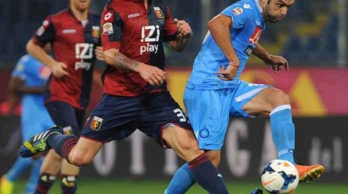 Prediksi Liga Italia Napoli vs Genoa