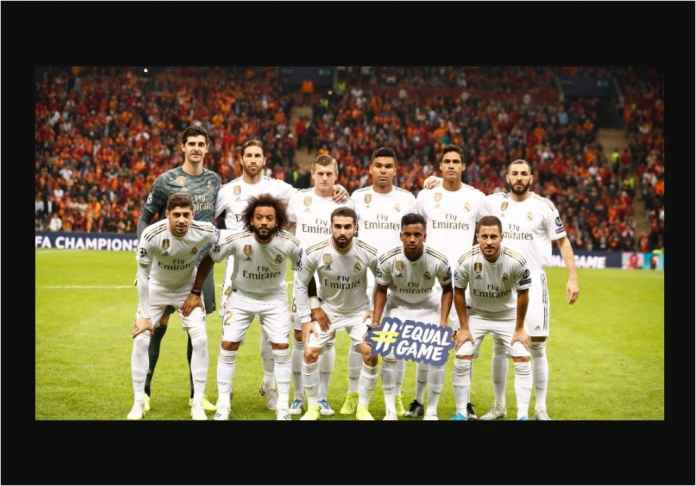 Inilah Dia 11 Starter Ideal Real Madrid!