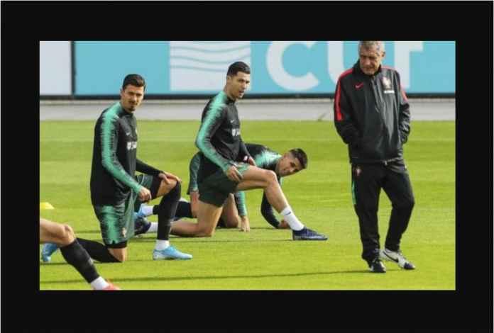 Ronaldo Dituntut Minta Maaf ke Juventus Usai Pulang Kepagian