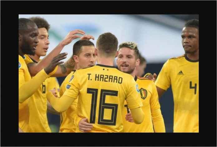 Rusia 1-4 Belgia Sudah Mirip Rusia vs Hazard