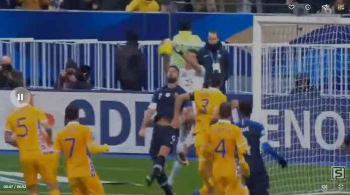 Hasil Prancis vs Moldova di Kualifikasi Piala Eropa