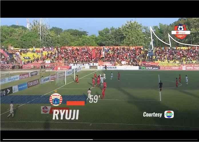 Hasil Semen Padang vs Persija Jakarta 2-2, Diselamatkan Ryuji Utomo