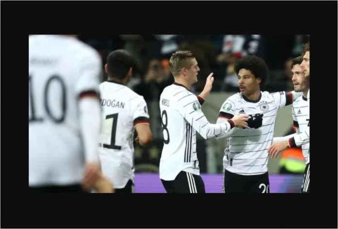 Jerman Menang 6-1 Atas Irlandia Utara, Gnabry Tiga Gol