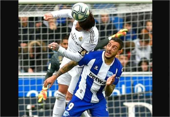Ramos Cetak Gol, Ramos Pula Penyebab Kebobolan Real Madrid