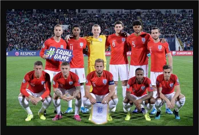Inggris, Drawing Euro 2020