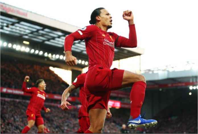 Liverpool Twice the Ball Dead, Van Dijk Two Goals, TAA Two Assists