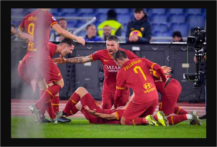 Spesialis Penalti Bawa Roma Menang 3-1, Naik Urutan Empat
