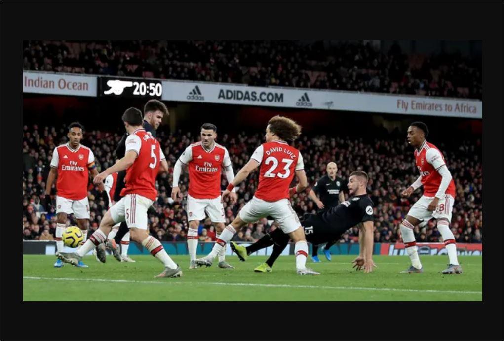 Arsenal Kalah! Dua Laga Ljungberg Nihil Kemenangan