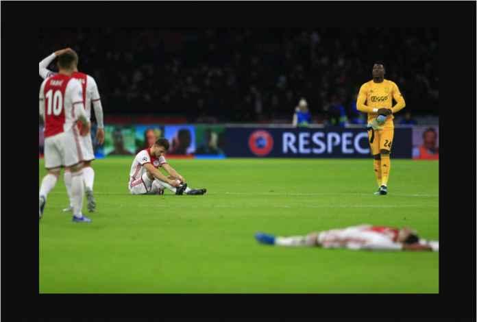 Ada Duit Juventus, Barcelona di Balik Gagalnya Ajax di Liga Champions