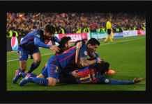 Barcelona Tandang 16 Besar Liga Champions Selalu Gugup