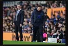 Everton vs Chelsea 3-1, Kekalahan Kelima Frank Lampard