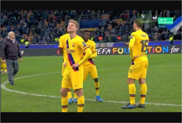 Menang 2-1, Pemain Barcelona Ini Malah Sedih, Geleng-geleng Kepala