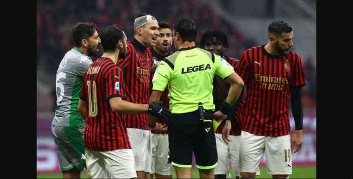Milan Seharusnya Menang 7-0 atas Sassuolo, Tapi Skor Akhir 0-0