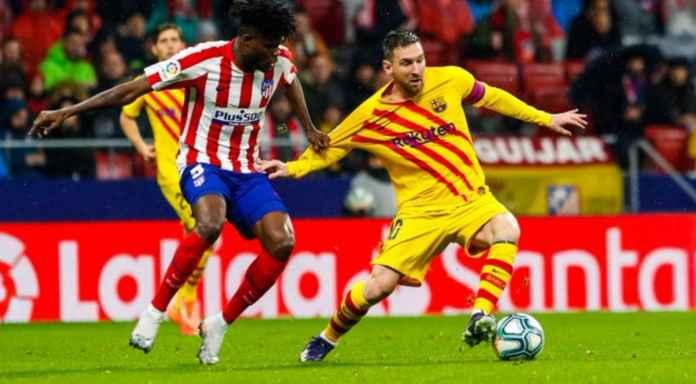 Hasil Atletico Madrid vs Barcelona di Liga Spanyol
