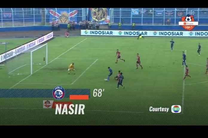 Hasil Arema FC vs Bali United 3-2, Kalah Lagi Setelah Juara