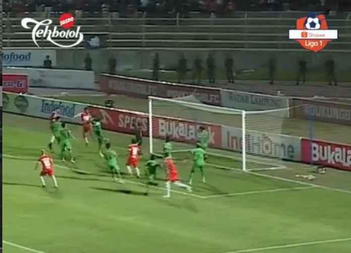 Badak Lampung Dikalahkan Bhayangkara FC 2-3, Kembali ke Zona Merah