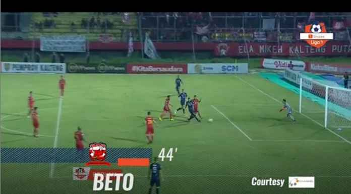 Madura United Sudahi Tren Negatif, Kalahkan Kalteng Putra 4-1