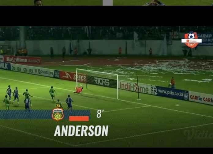 Hasil PSIS Semarang vs Bhayangkara FC 2-3, Sementara Tutup Musim di Peringkat Tiga