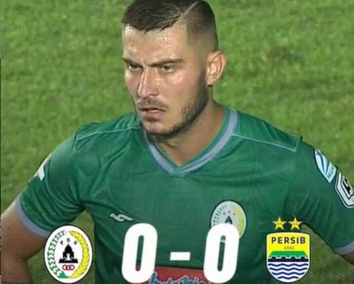 PSS Sleman Harus Puas Berbagi Poin, Ditahan Imbang Persib Bandung 0-0