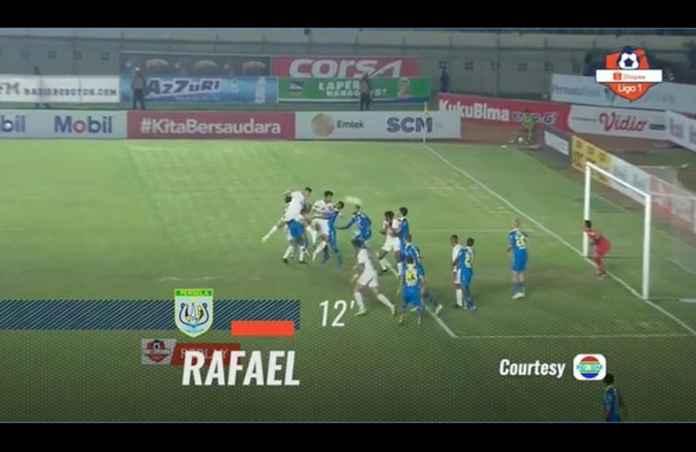 Persib Bandung Kandas 0-2, Gagal Mengejar 10 Pemain Persela Lamongan