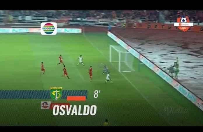 Hasil Persija Jakarta vs Persebaya Surabaya 1-2, Urung ke 10 Besar