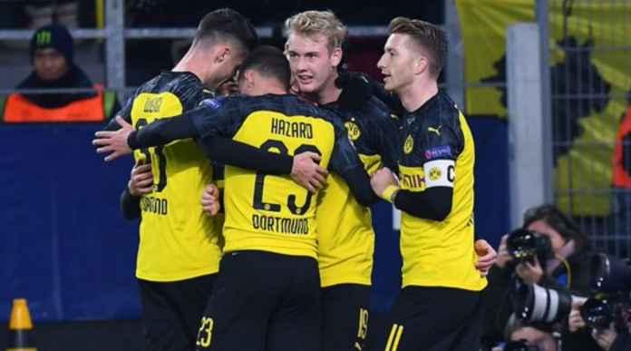 Hasil Borussia Dortmund vs Slavia Praha di Liga Champions