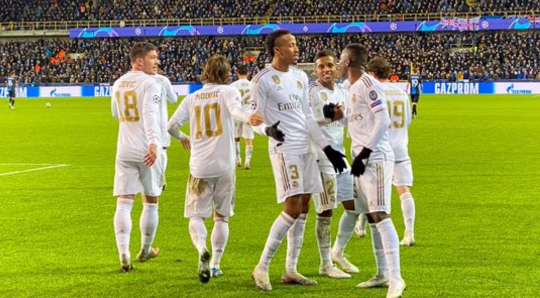 Real Madrid Menang 3 1 Temani PSG Ke Babak 16 Besar