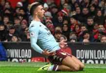 Hasil Manchester United vs Aston Villa di Liga Inggris