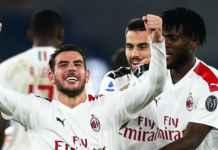 Hasil Parma vs AC Milan di Liga Italia