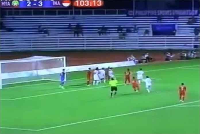 Indonesia Lolos ke Final! Menang Dramatis 4-2 Atas Myanmar