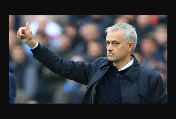 Mourinho 18 Kali Menang Melawan Mantan Klub, Make Fear Man Utd
