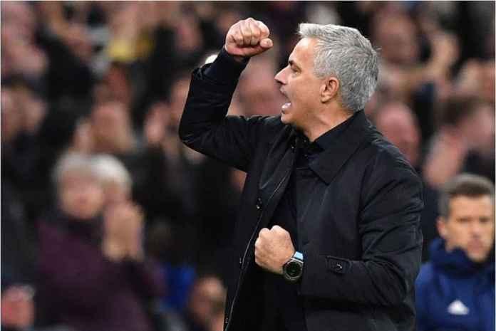 Dua pertandingan liga, Mourinho kebobolan dua gol 73 menit dan 96 menit
