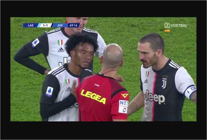 Juventus Kalah 3-1, Inter Tertawa di Puncak Liga Italia