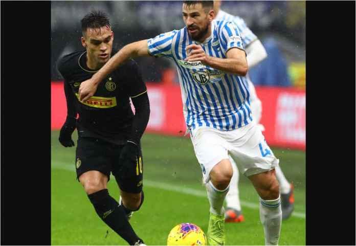 Inter Menang 2-1, Gusur Juventus dari Puncak Liga Italia