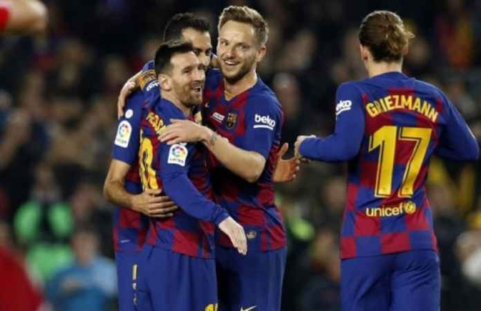 Lionel Messi Absen dari Skuad Barcelona dan Tak Berangkat ke Inter