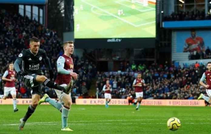 Leicester City Pecahkan Rekor Klub Usai Menang 4-1 Atas Aston Villa