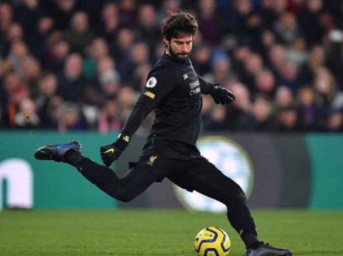 Liverpool Kembali Diperkuat Alisson di Bournemouth