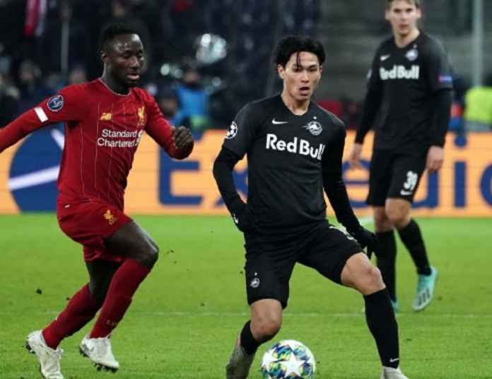 Liverpool Datangkan Takumi Minamino dari Salzburg, 1 Januari