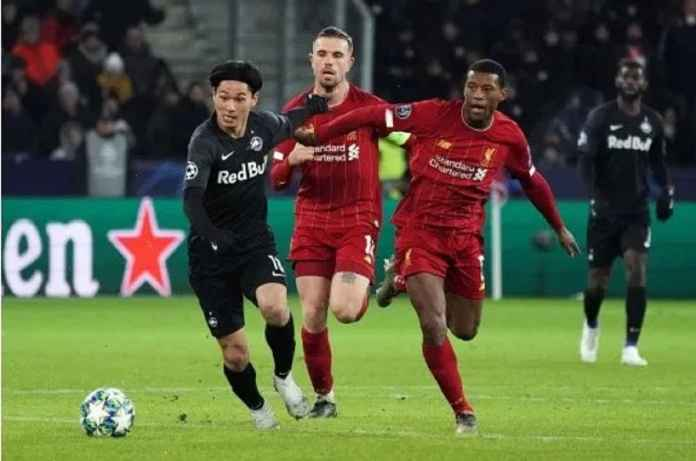 Liverpool Mainkan Takumi Minamino Kontra Everton
