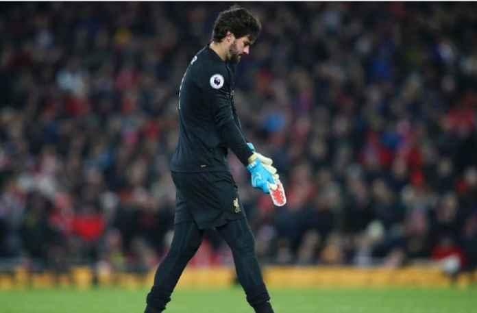 Liverpool tanpa penjaga gawang terbaik di Derby Merseyside