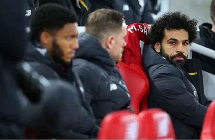 Mohamed Was Marah Dicadangkan Saat Liverpool vs Everton