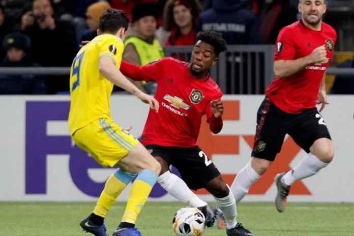Manchester United Tekad Perbaiki Posisi di Klasemen