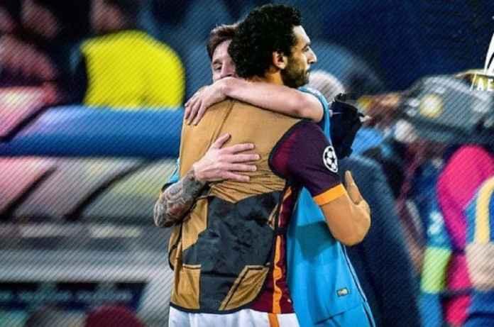 Ada Jejak Messi dalam Diri Mohamed Salah, kata Wenger