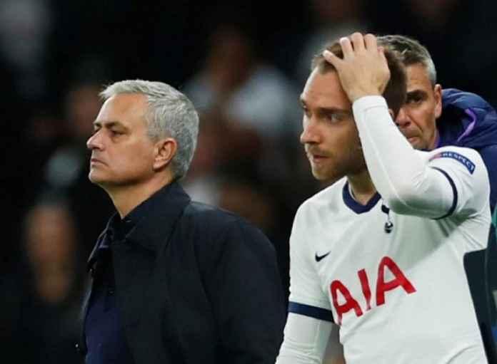 Tottenham Hotspur Obral Christian Eriksen, Januari